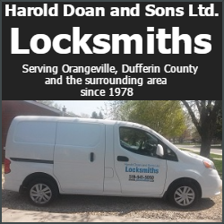 Harold Doan and Sons Ltd. Locksmiths