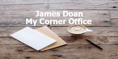 James Doan - My Corner Office