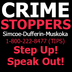 Crimestoppers – Simcoe Dufferin Muskoka